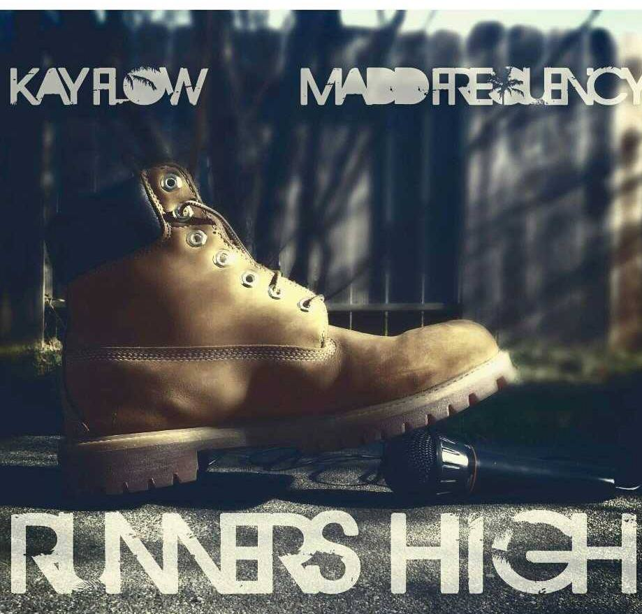 Runners High album artwork